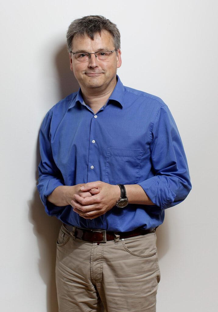 Foto von Kajo Wasserhövel, Vorsitzender von Artikel 1 e.V.