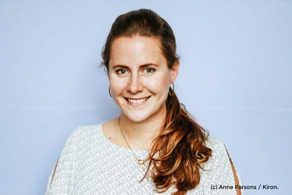 Portrait von Sabrina Konzok, Kiron Open Higher Education / SEND