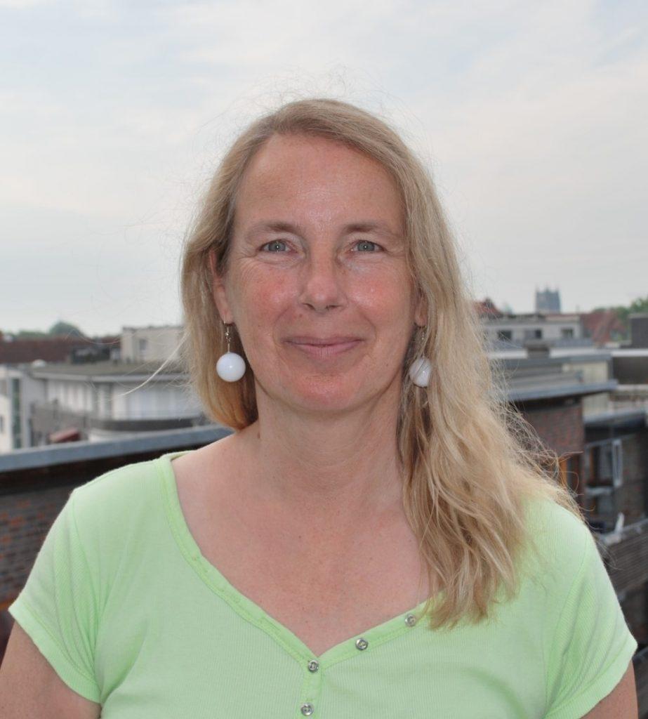 """Foto von Martina Kreimann von der """"Kommunale Stiftungen Münster"""", aus dem Projekt Stiftungsfonds Mitmachkinder"""