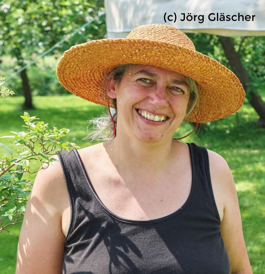 Foto von Claudia Stauss von Neuland gewinnen e.V.